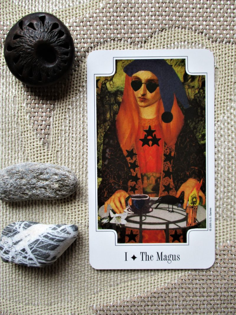 I the Magus Transformational Tarot