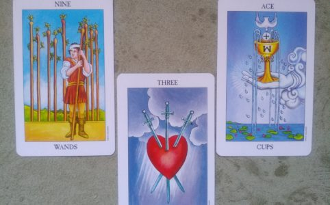 ace of cups fountain of love or not